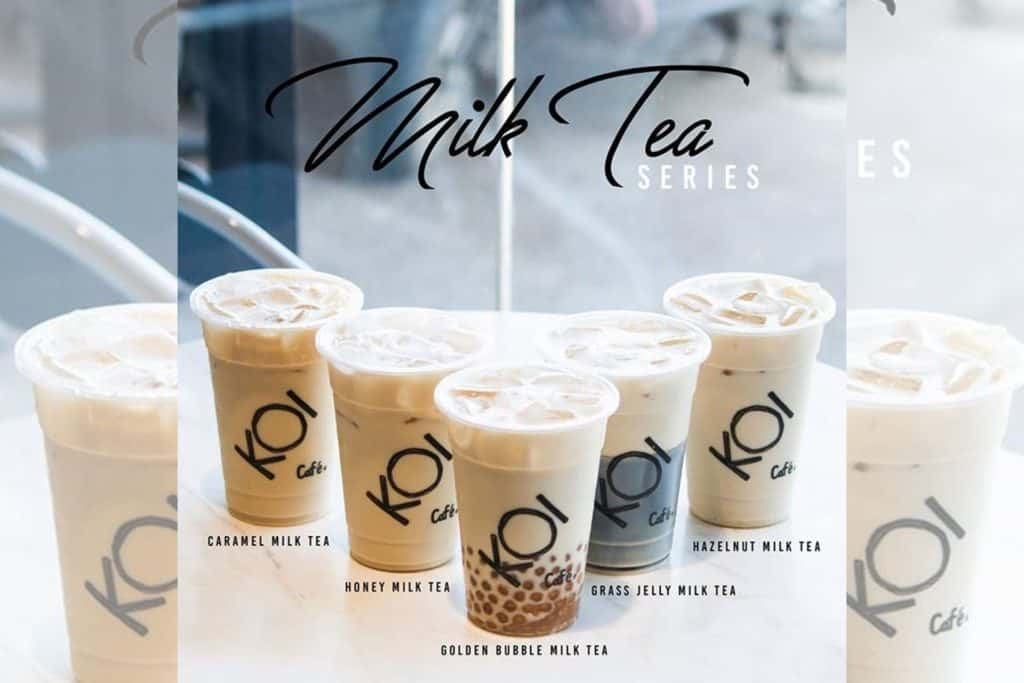 koi bubble tea singapore