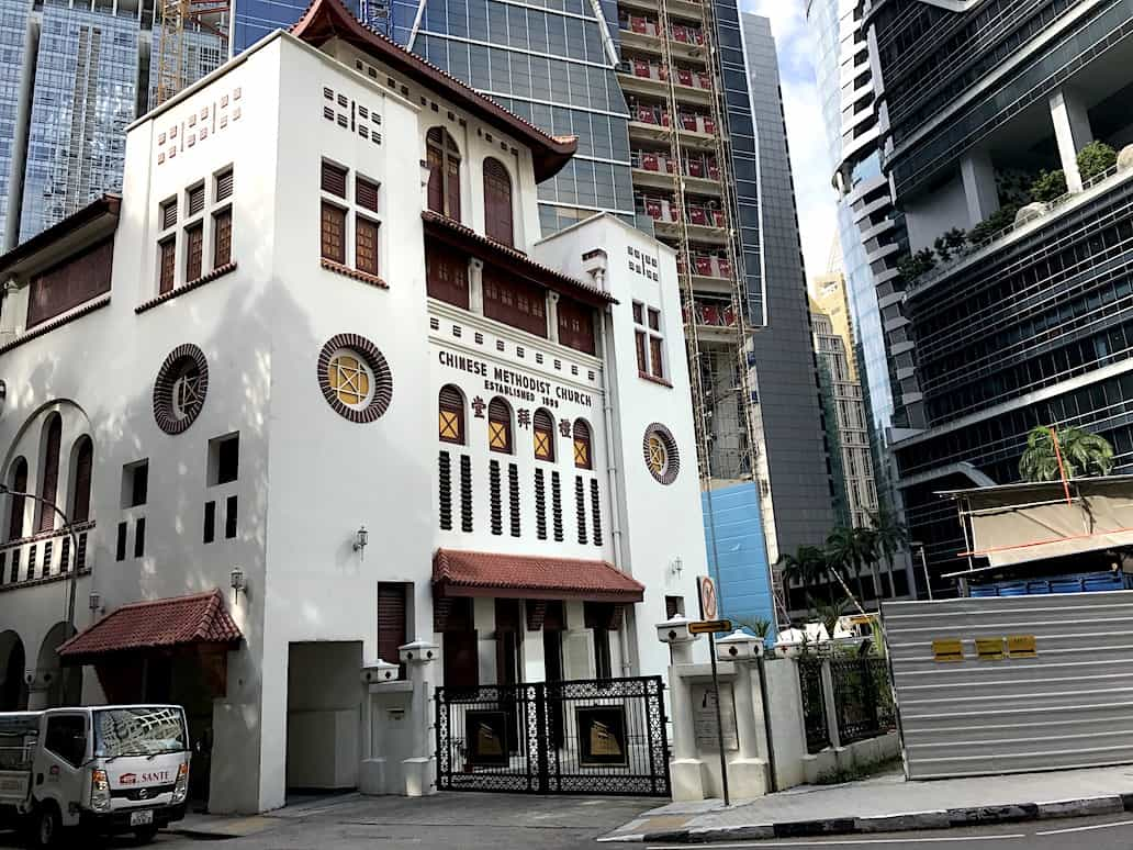 methodist church singapore