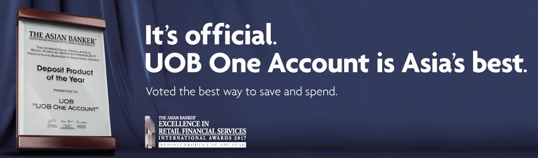 uob savings account