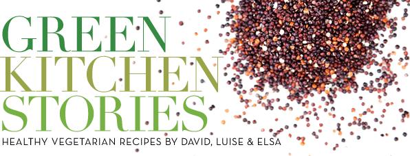 green kitchen stories food blog