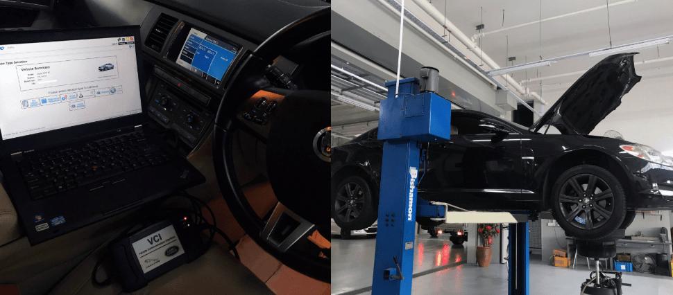 jagaur workshop singapore - keeyong auto