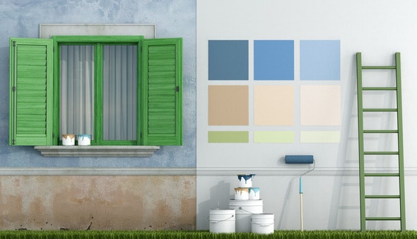 painting services by gethandyman.sg